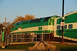Trainspotting GO train -451 banked by MPI MP-40PH-3C -637 (8123607319).jpg