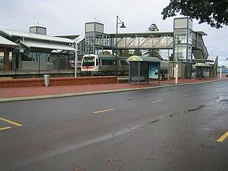 Bassendean railway station - Image: Transperth Bassendean Train Station