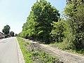 Travaux de la branche vers Vieux-Condé de la ligne B du tramway de Valenciennes en mai 2012 (279).JPG