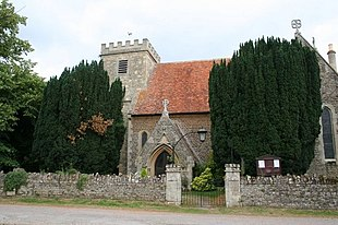 St Paul's parish church