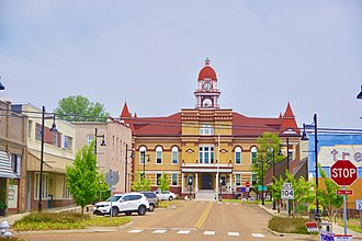Trenton, Tennessee - Gibson County Courthouse