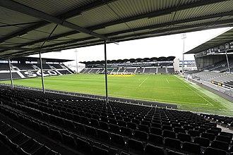 Stade Raymond Kopa - Stade Jean-Bouin