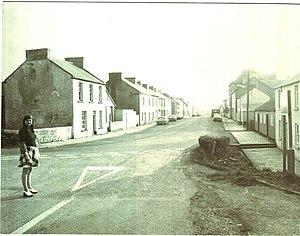 Trillick - Main Street, Trillick (July 1972)