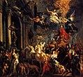 Trionfo di Federico Enrico d'Orange - Jordaens (bozzetto).jpg