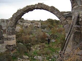 Alexandria Troas human settlement in Turkey
