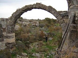 Alexandria Troas - Thermae in Aleaxandria Troas