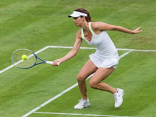 Tsvetana Pironkova 1, Wimbledon 2013 - Diliff