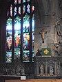 Tu fewn i Eglwys San Silyn Wrecsam St Giles Church Wrexham 08.JPG
