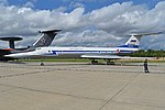 Tupolev Tu-134UBL 'RF-93949 - 17 blue' (36475311973).jpg