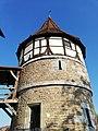 Turm des Zollernschloss Balingen.jpg
