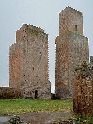 Tuscania - Towers
