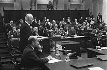 Members of Parliament debating