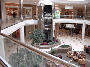 Novi, Michigan - The Twelve Oaks Mall in Novi contains over 180 stores.
