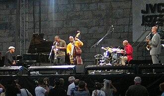 Ravi Coltrane - Image: Tyner Coltrane Mc Bride Haynes Brecker