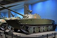 3cf72f7670d2 Type 63 (tank) - Wikipedia