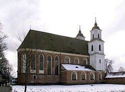 Tytuvėnai Church