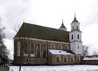 Tytuvėnai - Tytuvėnai Church