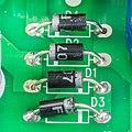 U2 Photon 2004 Moving Flash Light - power supply board - 4 diodes-92562.jpg
