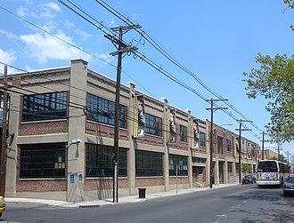 New Jersey City University - West Side Avenue