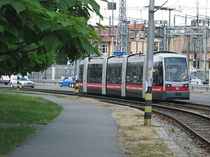 Oradea - Oradea Ultra Low Floor tram