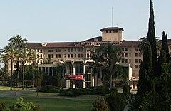 USA Los Angeles Ambassador Hotel