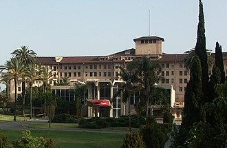 Ambassador Hotel (Los Angeles) - Ambassador Hotel, 2004.