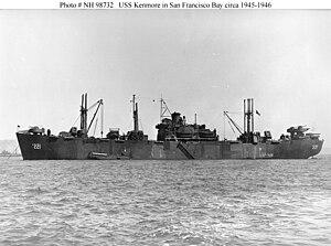 USS Kenmore (AK-221)