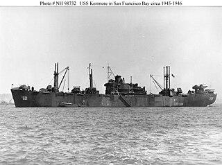 USS <i>Kenmore</i> (AK-221)