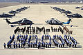 US Navy 060213-N-9698C-012 Sailors assigned to the Seahawks of Helicopter Maritime Strike Squadron Four One (HSM-41) stand in formation to commemorate 130,000 Class A mishap free flight hours.jpg