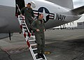 US Navy 080620-N-9860Y-003 Adm. Jonathan Greenert, commander, U.S. Fleet Forces, exits an EP-3E Aries II.jpg