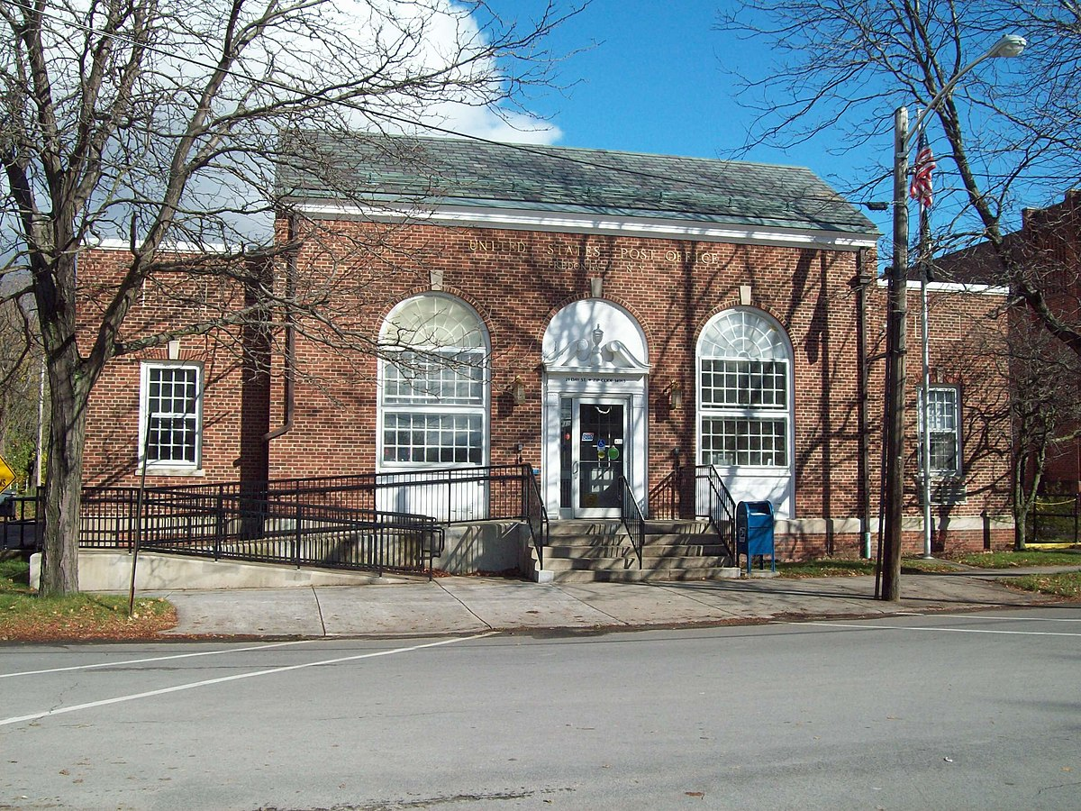 United States Post Office Fredonia New York