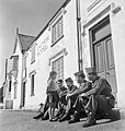 US Troops in An English Village- Everyday Life With the Americans in Burton Bradstock, Dorset, England, UK, 1944 D20133.jpg