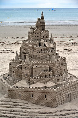 Ultimate Sand Castle