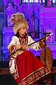 Ulzhan Baibussynova, chant et luth dombra Kazakhstan, Concert Bardic Divas Les poétesses de lAsie Centrale Kazakhstan et Ouzbékistan, Festival Les Orientales (Saint-Florent-Le-Vieil).jpg