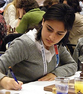 Nargiz Umudova Azerbaijani chess player