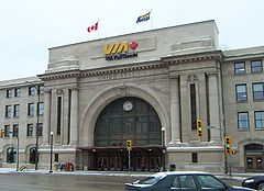 Winnipeg Union Station