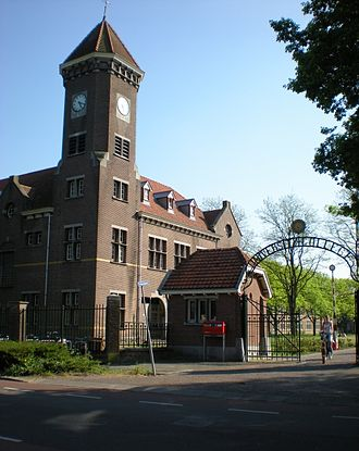 Utrecht University - Image: University College Utrecht (Entrance)