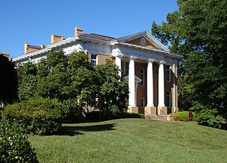 University of South Carolina - Built in 1909, Davis College was the university's first new building after the Civil War and currently houses the School of Library and Information Science