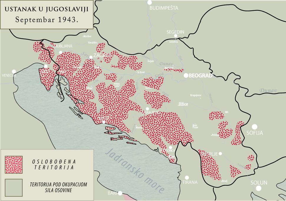 Ustanak u Jugoslaviji 1943