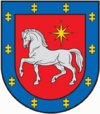 Coat of arms of Utenas apriņķis