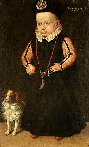 1566 in Sweden - Uther Sigismund Vasa