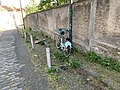 Vélo Vélib' Rue Cheval Rû Fontenay Bois 3.jpg