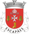 Coat of arms of Escapães
