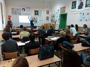 VMRS Seminar obuke nastavnika 2017 Ekonomsko trgovinska škola u Bečeju 02.jpg