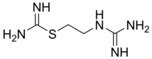 Skeletal formula of VUF-8430