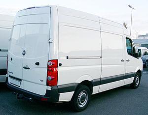 Volkswagen Crafter - Volkswagen Crafter (Europe; pre-facelift)