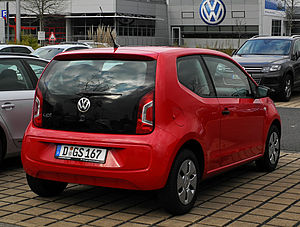 VW take up! 1.0 – Heckansicht, 25. Februar 2012, Düsseldorf.jpg