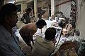 Vallabhbhai Jhaverbhai Patel Bust in Progress - Kolkata 2016-08-25 6158.JPG