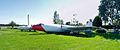 Vampire Canberra Brenzett Aeronautical Museum.jpg