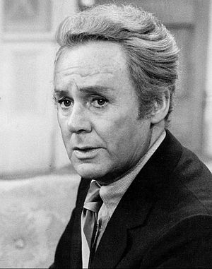 Van Johnson - Johnson in a publicity photo, 1972